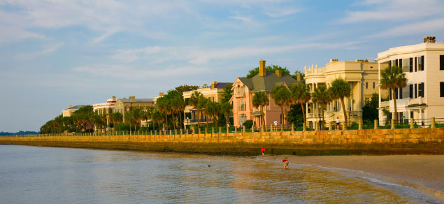 beautiful Charleston, SC photo - the Charleston Battery