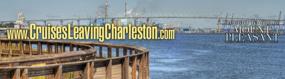 Cruises Leaving Charleston header image